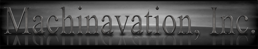 Machinavation Inc Banner